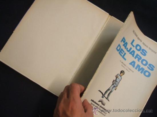 Cómics: VALERIAN - Nº 4 - LOS PAJAROS DEL AMO - GRIJALBO - - Foto 3 - 33010382