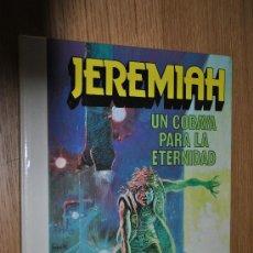 Cómics: JEREMIAH.UNA COBAYA PARA LA ETERNIDAD.(HERMANN). Lote 33089614