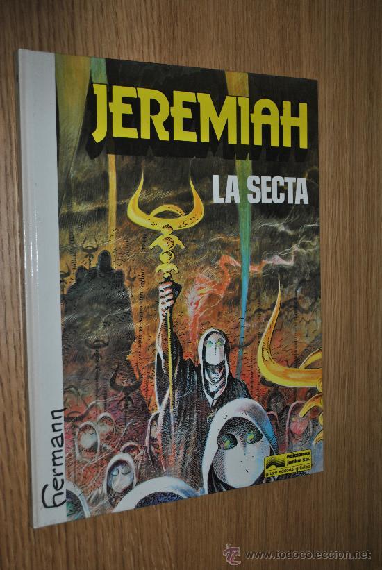 JEREMIAH.LA SECTA.(HERMANN) (Tebeos y Comics - Grijalbo - Jeremiah)