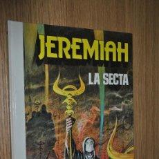 Cómics: JEREMIAH.LA SECTA.(HERMANN). Lote 33089698