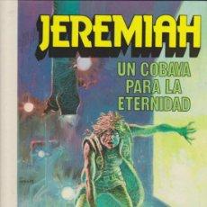 Cómics: JERMIAH Nº 5. UN COBAYA PARA LA ETERNIDAD. TAPAS DURAS.. Lote 33123836