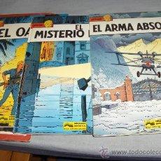 Cómics: LEFRANC COMPLETA 10 NºS. GRIJALBO AÑOS 80. DIFÍCIL BUEN ESTADO Y GENERAL!!!!!!!!!!!. Lote 33294167