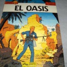 Cómics: LEFRANC Nº 7 EL OASIS. GRIJALBO 1987. DIFÍCIL!!!!!!!!!!. Lote 33294222