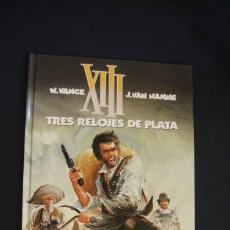 Cómics: XIII - Nº 11 - TRES RELOJES DE PLATA - GRIJALBO - DARGAUD - . Lote 33400377