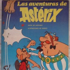 Cómics: COMIC LAS AVENTURAS DE ASTERIX - TOMO Nº 6 - GRIJALBO/DARGAUD (AÑO 1980). Lote 33438248