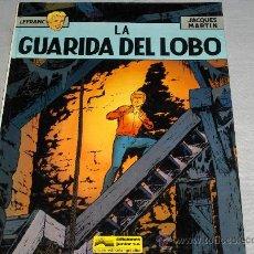Cómics: LEFRANC Nº 4 LA GUARIDA DEL LOBO. GRIJALBO 1986. . Lote 33488713