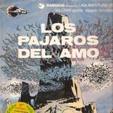 Cómics: COMIC VALERIAN Nº 4 LOS PAJAROS DEL AMO. Lote 33497917