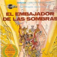 Cómics: COMIC VALERIAN Nº 5 EL EMBAJADOR DE LA SOMBRAS. Lote 33497940