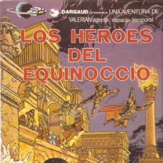 Cómics: COMIC VALERIAN Nº 7 LOS HEROES DEL EQUINOCCIO . Lote 33497988