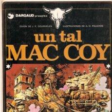 Cómics: COMIC MAC COY Nº 2 UN TAL MAC COY. Lote 33499044
