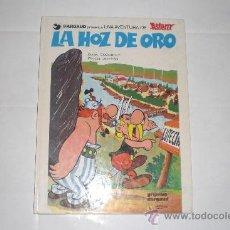 Cómics: ASTERIX-Nº3-LA HOZ DE ORO-1980. Lote 33501761