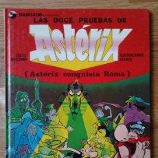 Cómics: LAS DOCE PRUEBAS DE ASTERIX. Lote 33518337