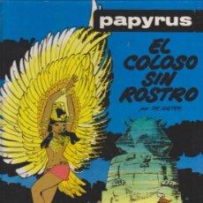 Cómics: PAPYRUS Nº 3. EL COLOSO SIN ROSTRO... Lote 33624125