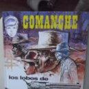 Cómics: COMANCHE LOS LOBOS DE WYOMING -TAPA DURA . Lote 33736779