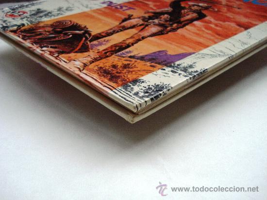 Cómics: COMANCHE I - Hermann & Greg- JET BRUGUERA Nº 4 1ª PRIMERA Edición 1983 Tapa DURA Coleccionistas - Foto 5 - 33757065