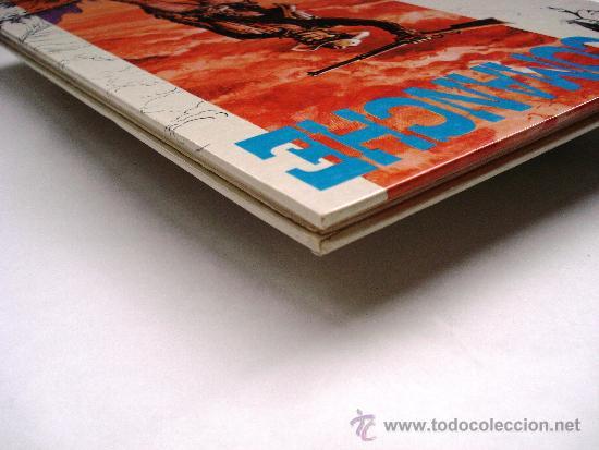 Cómics: COMANCHE I - Hermann & Greg- JET BRUGUERA Nº 4 1ª PRIMERA Edición 1983 Tapa DURA Coleccionistas - Foto 6 - 33757065