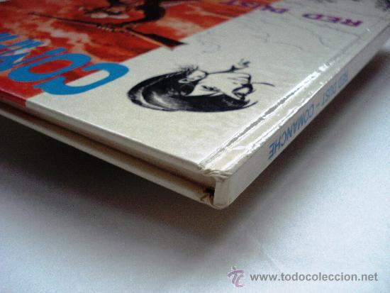 Cómics: COMANCHE I - Hermann & Greg- JET BRUGUERA Nº 4 1ª PRIMERA Edición 1983 Tapa DURA Coleccionistas - Foto 7 - 33757065
