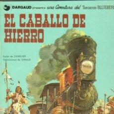 Cómics: TENIENTE BLUEBERRY Nº 3 GRIJALBO DARGAUD 1980 TAPA DURA CHARLIER - GIRAUD, 48 PGS. Lote 33861931