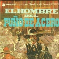 Cómics: TENIENTE BLUEBERRY Nº 4 GRIJALBO DARGAUD 1980 TAPA DURA CHARLIER - GIRAUD, 48 PGS. Lote 33862103
