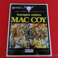 Cómics: MAC COY Nº 3. TRAMPAS CONTRA MAC COY. CON PALACIOS. Lote 34062928