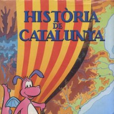 Cómics: HISTORIA DE CATALUNYA - TOMO 2 - ED. JUNIOR 1989 (EN CÓMIC). Lote 34175823