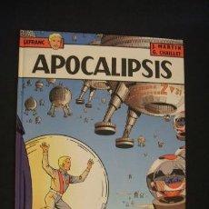 Cómics: LEFRANC - Nº 10 - APOCALIPSIS - GRIJALBO - EXCELENTE ESTADO, COMO NUEVO - . Lote 34341447
