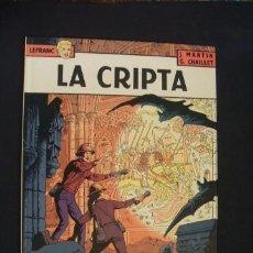 Cómics: LEFRANC - Nº 9 - LA CRIPTA - GRIJALBO - . Lote 34341489