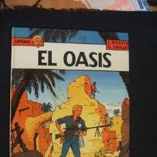 Cómics: LEFRANC - Nº 7 - EL OASIS - GRIJALBO - . Lote 34341553