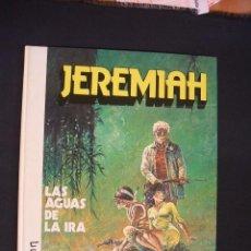 Cómics: JEREMIAH - Nº 8 - LAS AGUAS DE LA IRA - GRIJALBO - . Lote 34342865