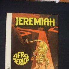 Cómics: JEREMIAH - Nº 7 - AFROMERICA - GRIJALBO - EXCELENTE ESTADO - . Lote 34342905