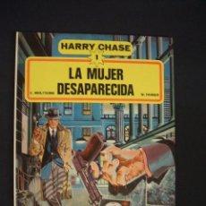 Cómics: HARRY CHASE - Nº 1 - LA MUJER DESAPARECIDA - GRIJALBO - EXCELENTE ESTADO, COMO NUEVO. Lote 34342980