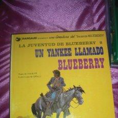 Cómics: BLUEBERRY UN YANKEE LLAMADO BLUEBERRY 13 GRIJALBO .. Lote 34348300