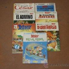 Cómics: LOTE DE COMIC ASTERIX Y OBELIX, ANTIGUOS. . Lote 34384842