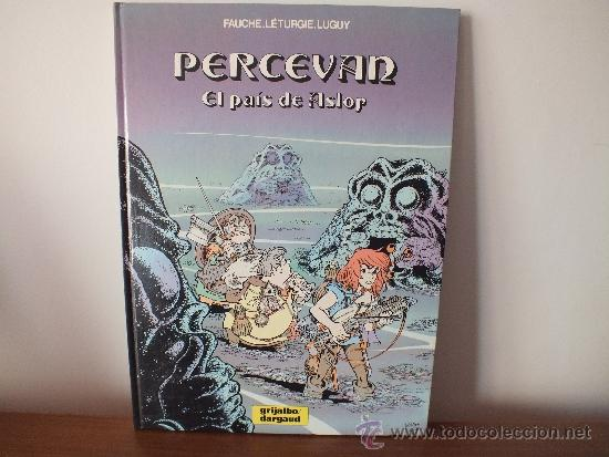 PERCEVAN Nº 4 ( GRIJALBO ) (Tebeos y Comics - Grijalbo - Percevan)