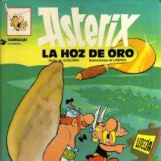 Cómics: ASTERIX - LA HOZ DE ORO - GOSCINNY / UDERZO - GRIJALBO DARGAUD - 1987. Lote 34491437