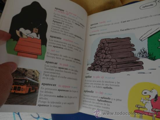 Cómics: GRAN DICCIONARIO DE CARLITOS (español – Inglés) COMPLETO de A a Z en 1 tomo de 444 págs. - Foto 7 - 34495600