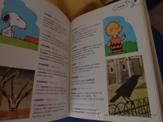Cómics: GRAN DICCIONARIO DE CARLITOS (español – Inglés) COMPLETO de A a Z en 1 tomo de 444 págs. - Foto 8 - 34495600