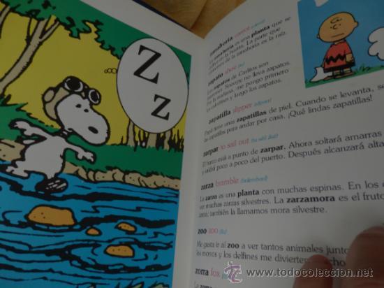 Cómics: GRAN DICCIONARIO DE CARLITOS (español – Inglés) COMPLETO de A a Z en 1 tomo de 444 págs. - Foto 9 - 34495600