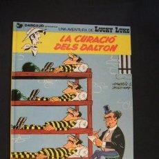Cómics: LUCKY LUKE - Nº 5 - LA CURACIÓ DELS DALTON - GRIJALBO - EN CATALÀ - . Lote 34571300