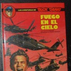 Cómics: BUCK DANNY Nº 43. FUEGO EN EL CIELO EDICIONES JUNIOR GRIJALBO. Lote 34605468