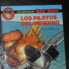 Cómics: BUCK DANNY Nº 42 LOS PILOTOS DEL INFIERNO EDICIONES JUNIOR GRIJALBO . Lote 34605568