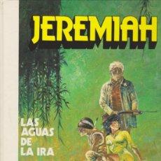 Cómics: JEREMIAH Nº 8. LAS AGUAS DE LA IRA. TAPAS DURAS.. Lote 34684051