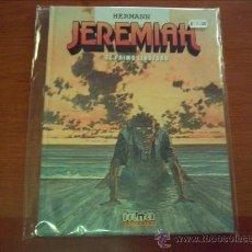 Cómics: JEREMIAH Nº 21. EL PRIMO LINDFORD. DOLMEN. Lote 34735016