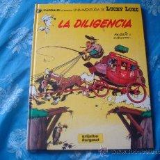 Comics : LUCKY LUKE N 24 GRIJALBO DARGAUD. Lote 34958241
