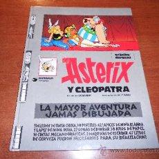 Cómics: ASTERIX Y CLEOPATRA. GRIJALBO/DARGAUD, 1992 TAPA DURA.. Lote 35040944