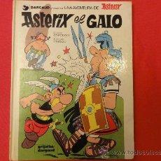 Cómics: ASTERIX Nº 1. ASTERIX EL GALO. TAPA DURA. Lote 35036339