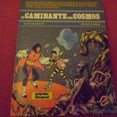 Cómics: EL CAMINANTE DEL COSMOS - GODARD/RIBERA. Lote 35045228