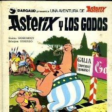 Cómics: ASTERIX Y LOS GODOS , GRIJALBO ,Nº 2 ,1984 , TAPA DURA, ORIGINAL, H. Lote 35099751
