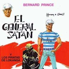 Cómics: BERNARD PRINCE (COLECCION COMPLETA) - GREG Y HERMANN (GRIJALBO 1992). Lote 44987822