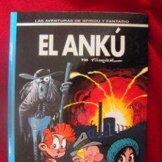 Cómics: EL ANKU - SPIROU 39 - FOURNIER - CARTONE. Lote 35495465